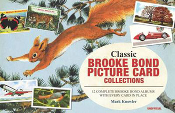 Brooke Bond Classic Tea Card Collections book cover