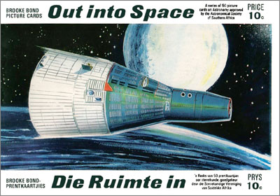 Out Into Space album cover